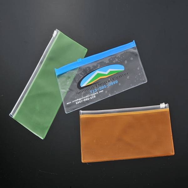 China manufacture High quality pencil bag made of PVC material