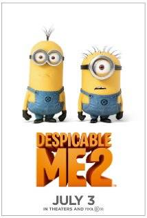 Despicable Me 2 dvd movies