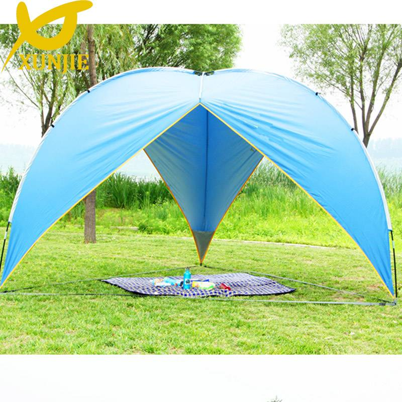 Xunjie Brand Large Shelter for Sand Beach Tent