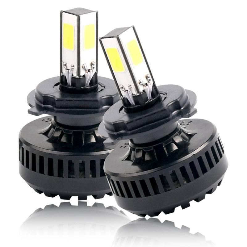 High power 45W H4 LED lamp bulb