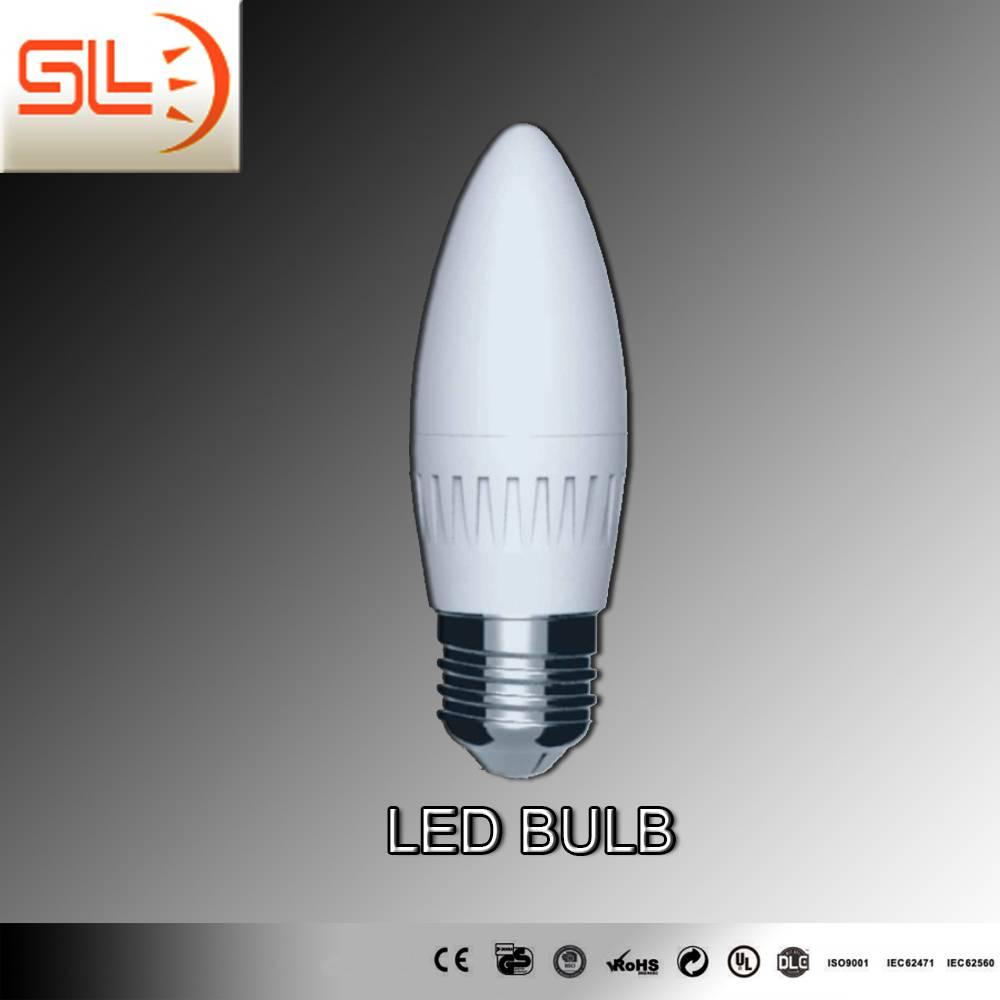 Energy Saving E27 5W LED Bulb, 2 Years Warranty
