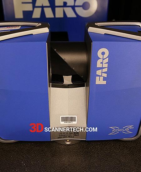 Used Faro Focus3D X330