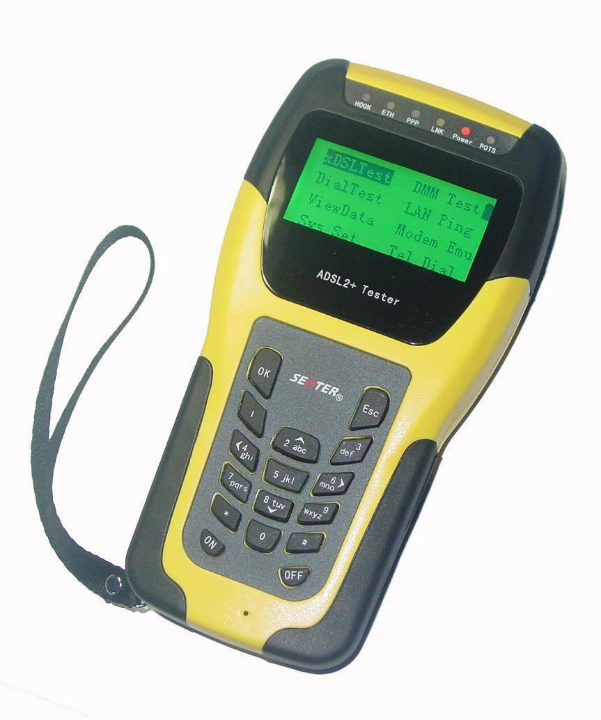 ST332B ADSL2+ Tester