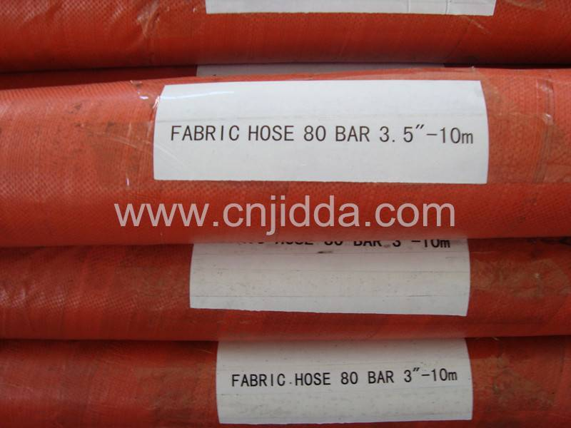 Schwing DN125 4 Wire Layer 85Bar Concrete pump Rubber End Hose