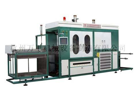 Model SC-610 full automatic high speed plastic forming machine