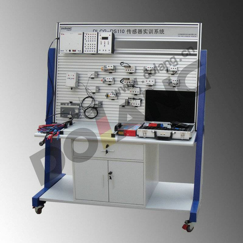 Didactic Educational Training, Vocational Training Equipment Trainer Proximity Sensor Training Set D