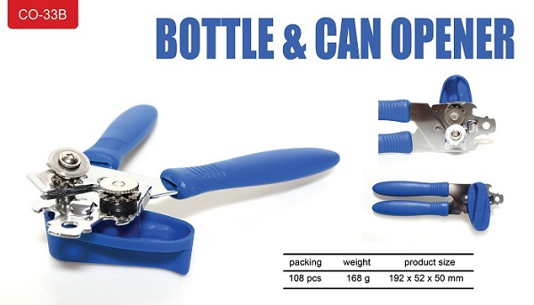 Can and Bottle Opener