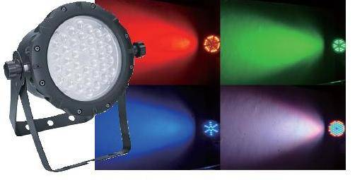 36 LED Waterproof PAR Light/stage lighting