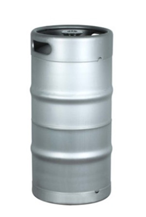 US 1/4 beer keg