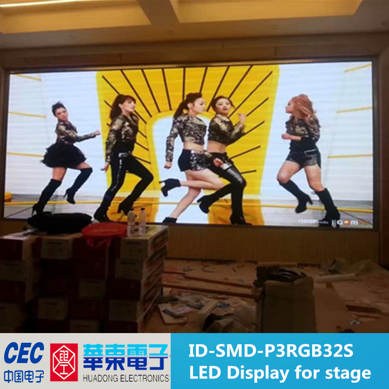 LED Display, 3in1 , full color led video wall