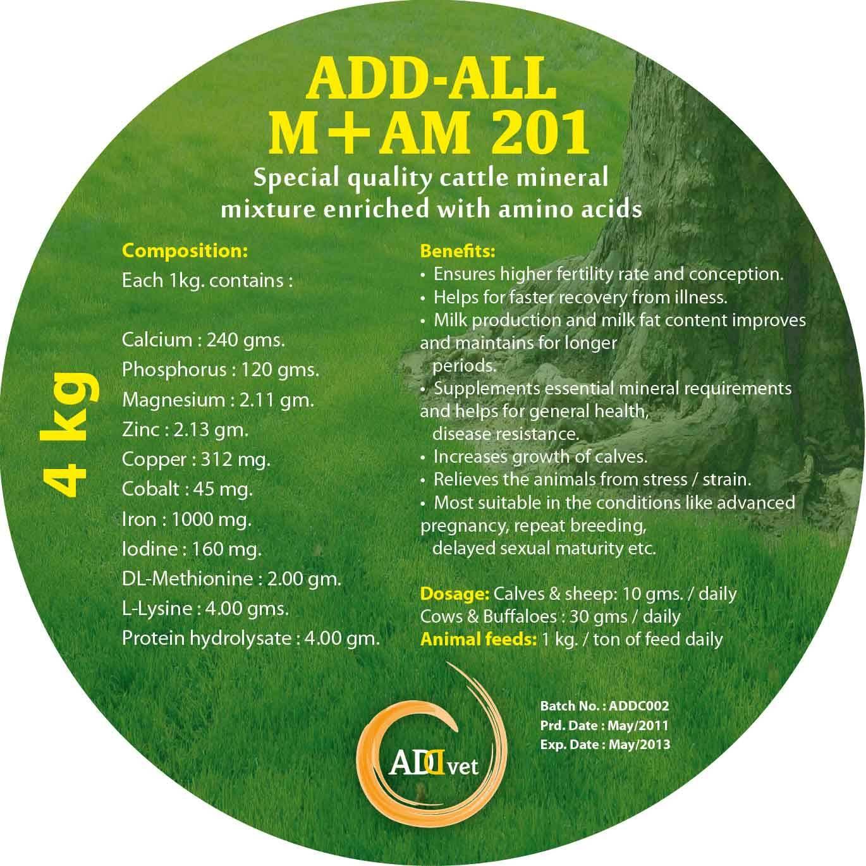 ADD-ALL M+AM