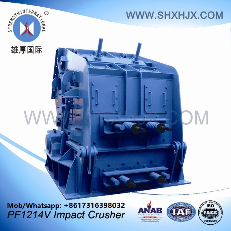Stone PF Impact Crusher Machine