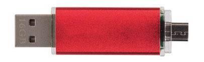 Full Capacity of 8G OTG USB Flash Drive Mobile Phone U-Disk