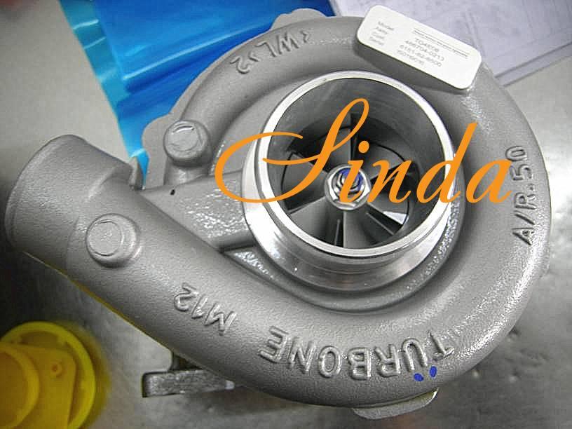 Komatsu PC300-6 6D125 6222-83-8171 6151-82-8500 turbocharger assy