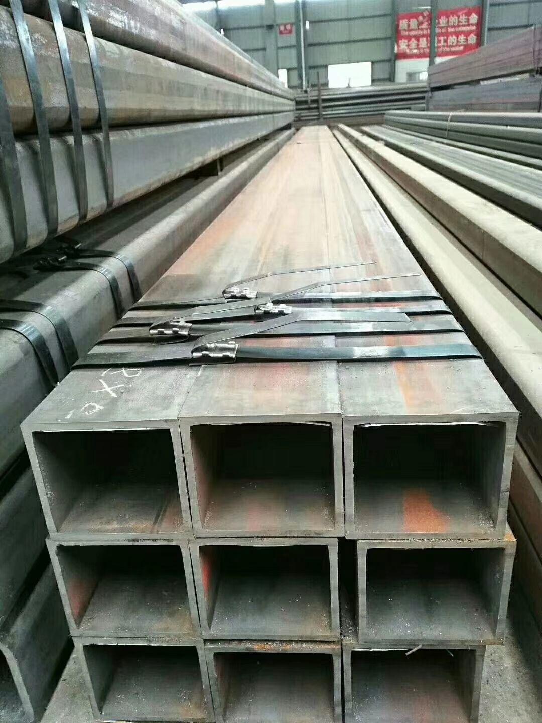 weleded steel pipe ERW pipe SS400