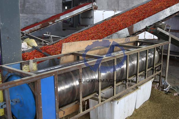 Compatibility of Red Chili Dryer Machine