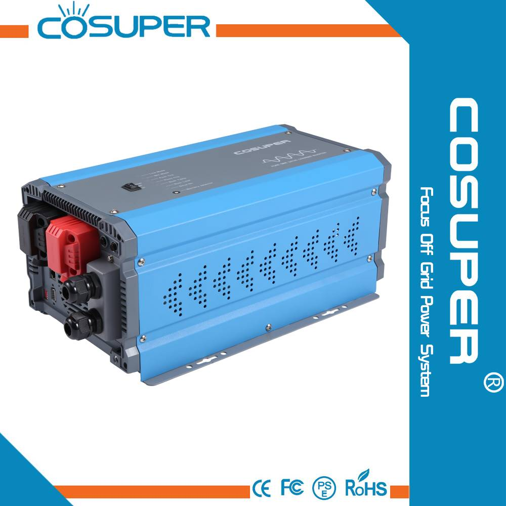 1000W Pure Sine Wave Charger Inverter