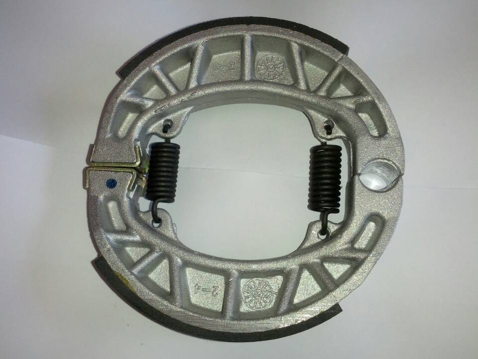 Original motorcycle Brake Shoes for Piaggio