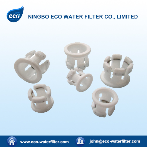 water filter quick connector claw collet