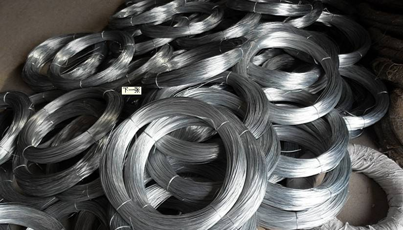 cold-dip steel wire