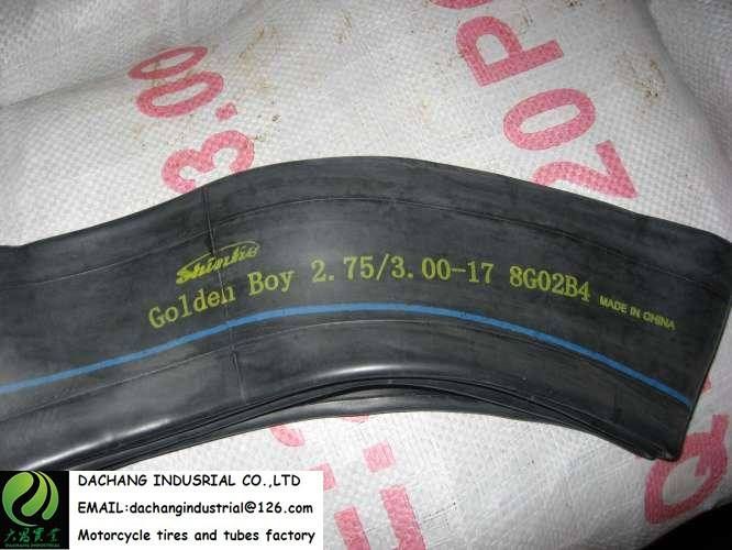 Golden Boy Motorcycle tyre tube 300-17