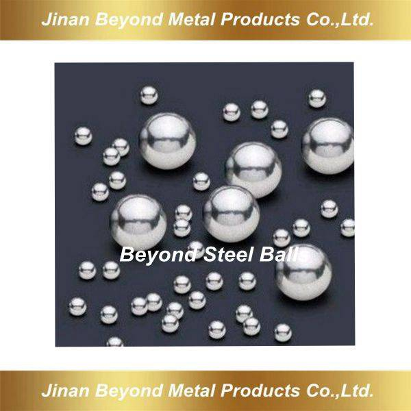 420/440 Stainless steel balls