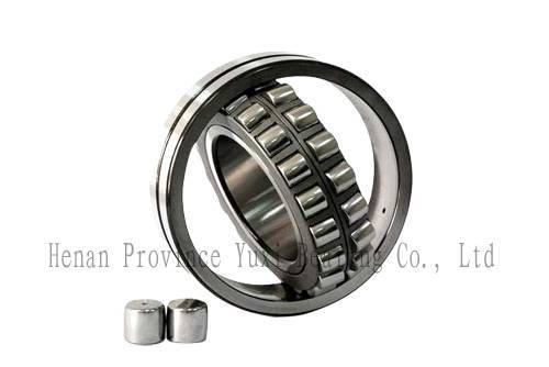 special bearing for shaker
