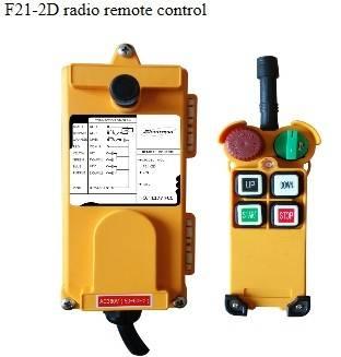 F21-2D radio remote control