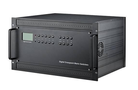 16X16 Cvi/ Ahd/Cvbs Matrix Switcher Cvi Matrix Switcher Matrix Switcher 16 Ins 16 Outs Cvi Matrix Sw