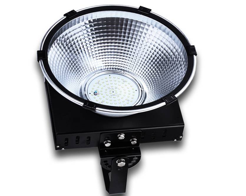 H1-Series 150W LED High Bay Lighting, Super Bright Commercial Lighting, ip65 Waterproof, Warm White