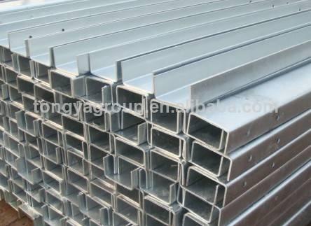 Hot Dip Galvanized Steel U Post