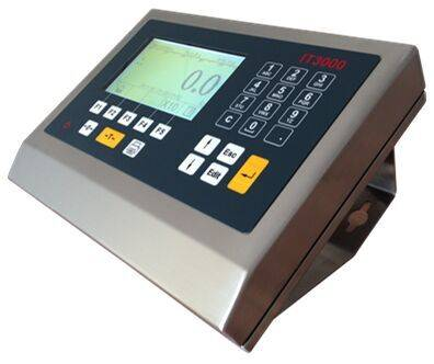SL-T3000/SL-T3000D Weighing indicator For Truck Scale