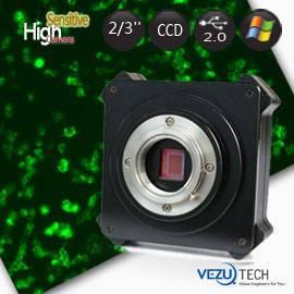 Colorful/ Monochrome High-sensitive CCD Camera UC141S