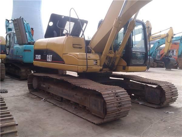 CAT used 320d excavator