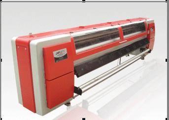 JHF vista konika solvent printer V-3304F