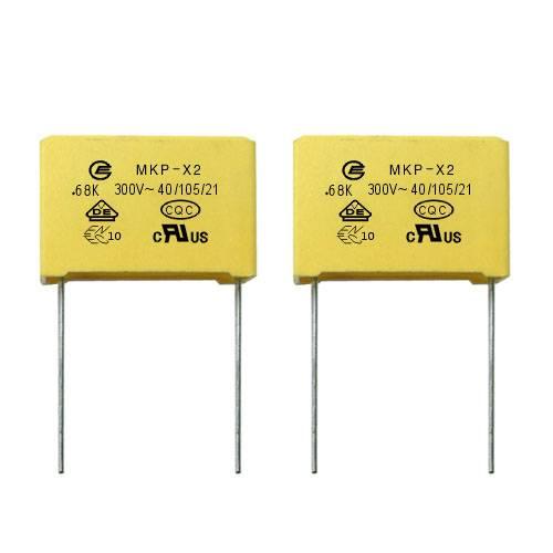 MKP-X2 capacitor