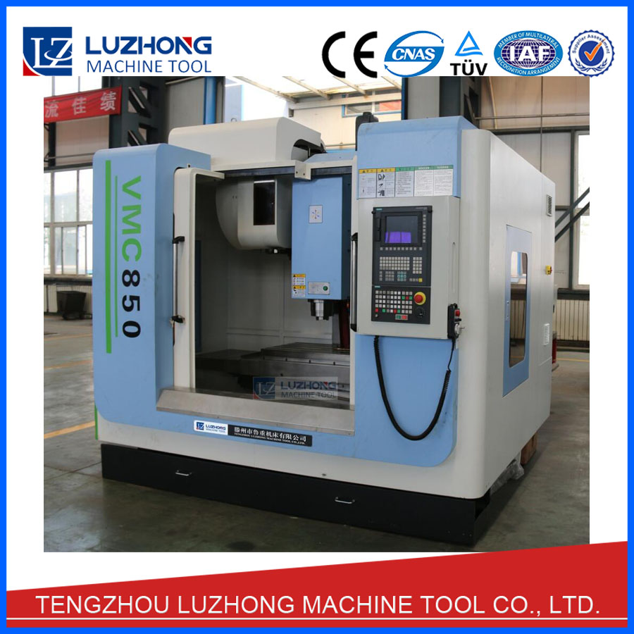 CNC Machining Center VMC550 VMC850 VMC1060 Vertical Machining Center