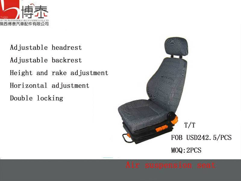 Driver Seat with Air suspension