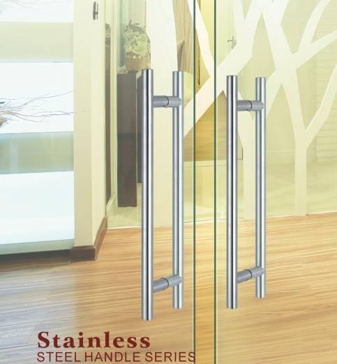 Door Handle Stainless Steel Handle Glass Door Handle PA-102