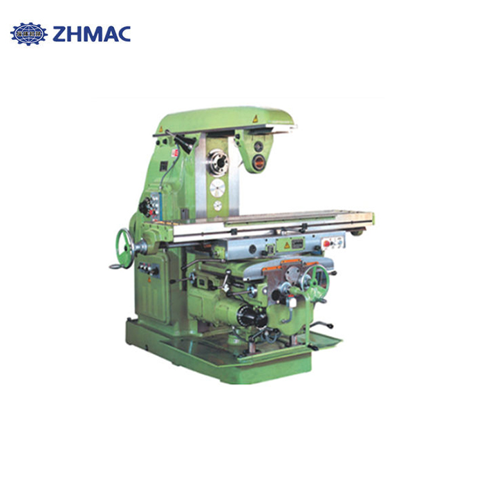 Milling Machine Cutting Metal Universal Horizontal Milling Machine XW6140