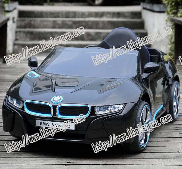 new design mini model battery power double motors children ride electric toy car