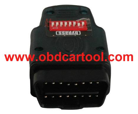 BYPASS Audi Skoda Seat VW ECU Unlock Immo Tool