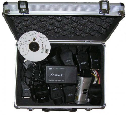 XCAR 431 Scanner