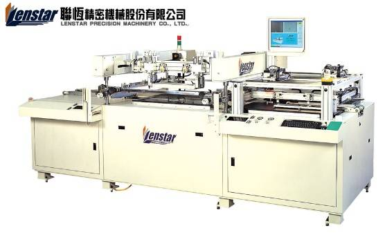 CCD Alignment Full Automatic Screen Printing Machine  BC-66