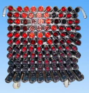 Nanometer Technology Solar vacuum Tube