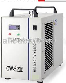 Professional high quality laser water chiller CW5200