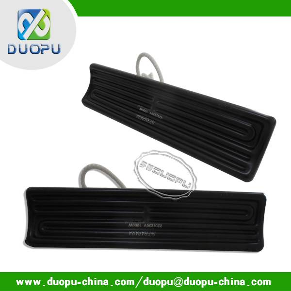 800w bottom far infrared ceramic heating element