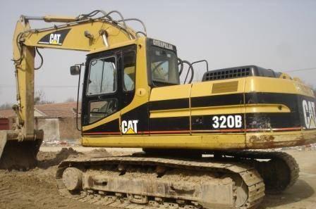 used excavator 320B