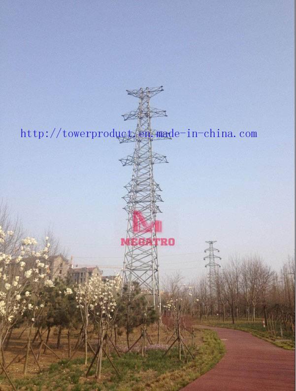 Dead end Steel tower