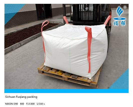 food sand packing tons big jumbo bag